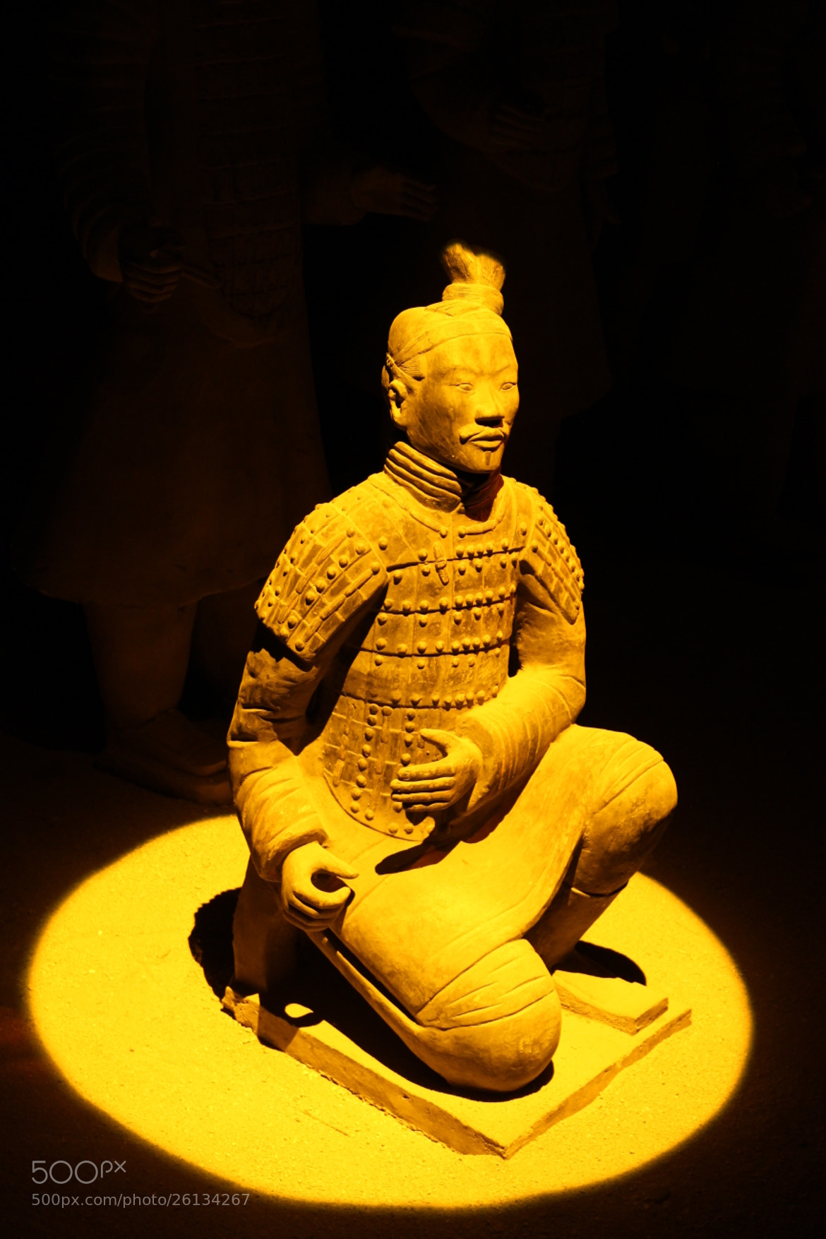 Photograph Terracotta Army in Brussels by Katja Sen on 500px
