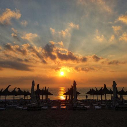 Sunrise by the Black, Sony DSC-W610