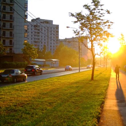 bright sunlight in the, Fujifilm FinePix S3Pro