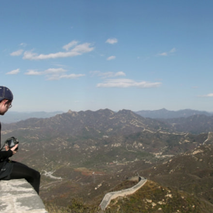 Great Wall of China, Fujifilm FinePix S2950