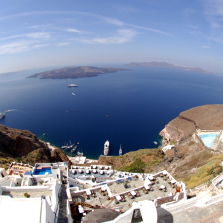Greece, Nikon D2X, AF DX Fisheye-Nikkor 10.5mm f/2.8G ED