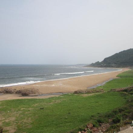 Beach, Canon IXUS 145