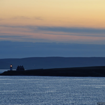 Orkney sunset, Canon EOS 70D, Tamron 16-300mm f/3.5-6.3 Di II VC PZD Macro