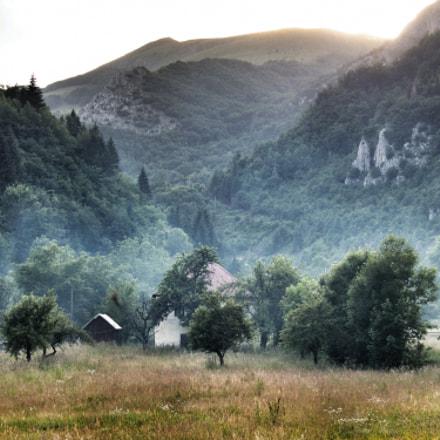 Zalazak sunca, Canon POWERSHOT S100