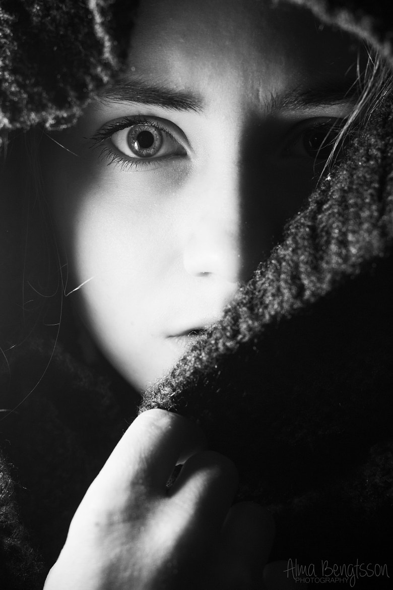 Photograph I'm hiding. I'm scared. by Alma  Bengtsson on 500px