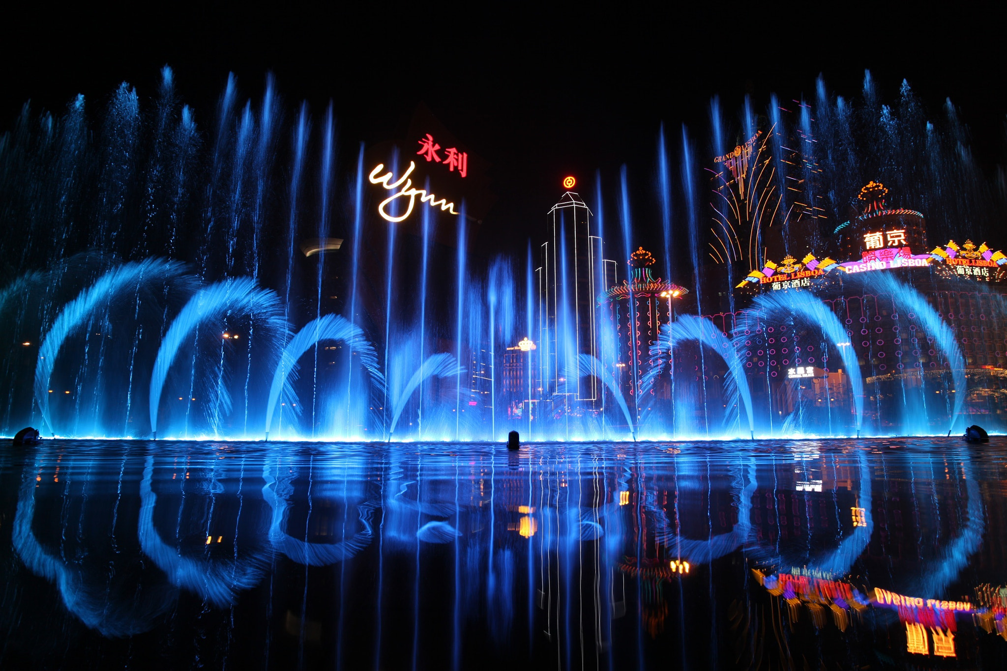 Photograph Wynn Casino by Rio Akasaka on 500px