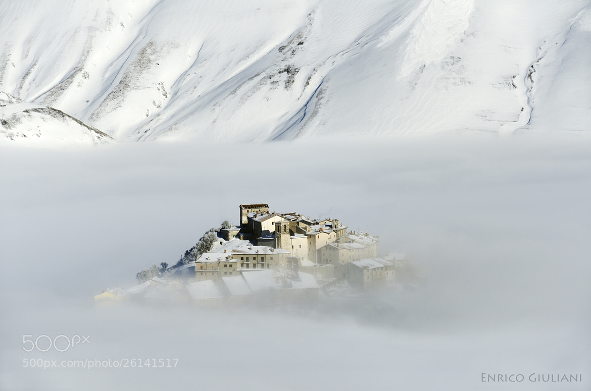 Photograph Castelluccio di Norcia by Enrico Giuliani on 500px