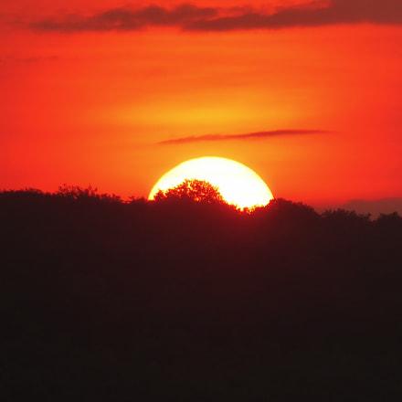 Sundown, Panasonic DMC-TZ71