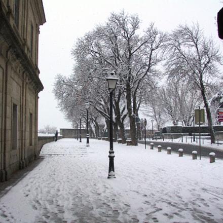 Snow, Canon POWERSHOT G1