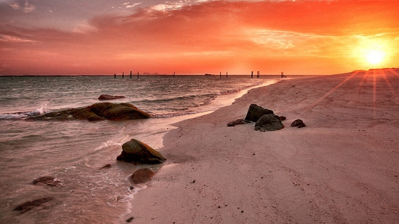 Photograph Sunset by Vee Maetasit on 500px