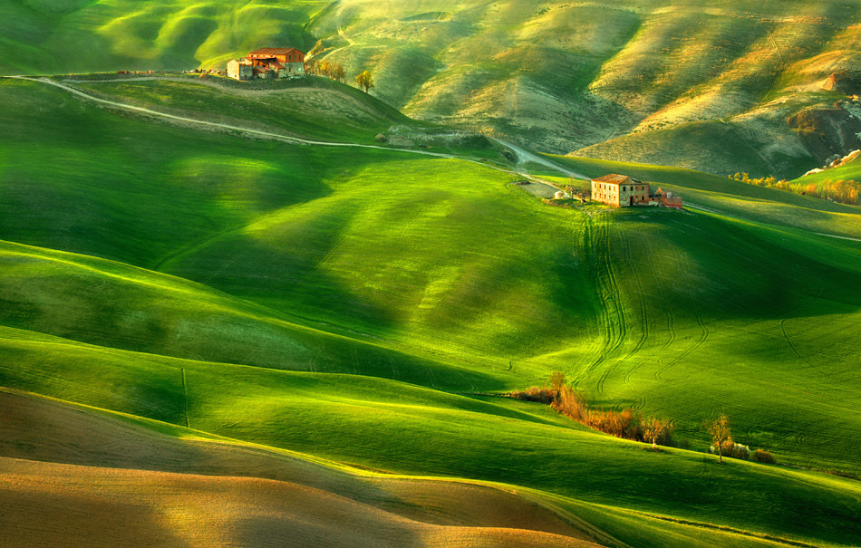 Photograph Old farms... by Krzysztof Browko on 500px