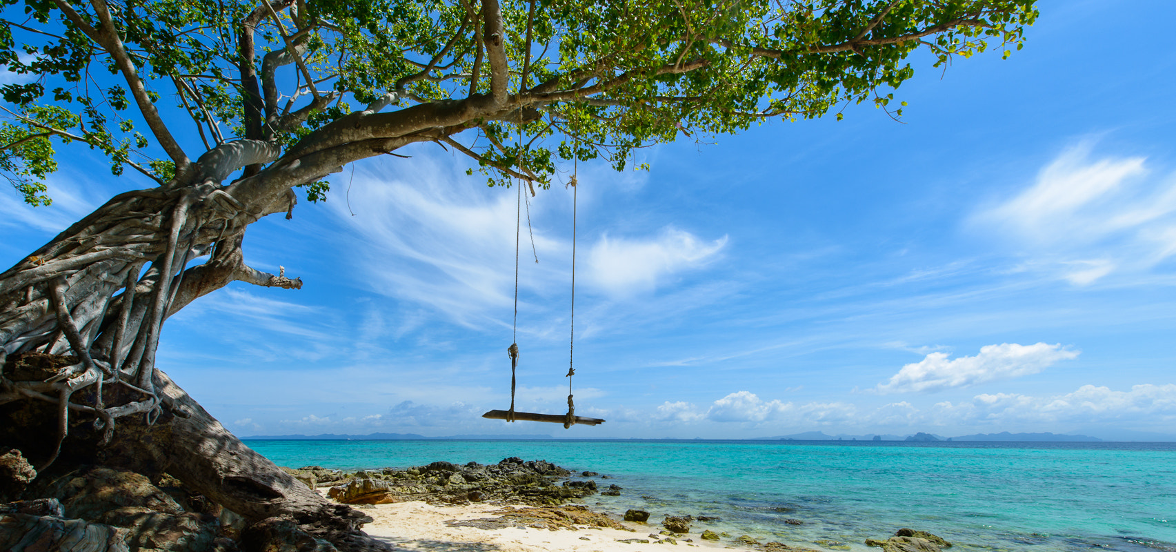 Photograph Swinging in Paradise by Matthew Scott Cooper on 500px