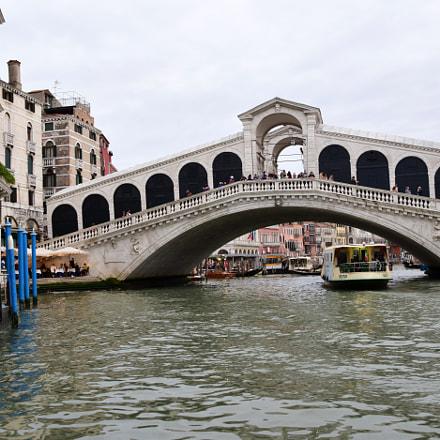 Rialto bridge, Nikon D5300