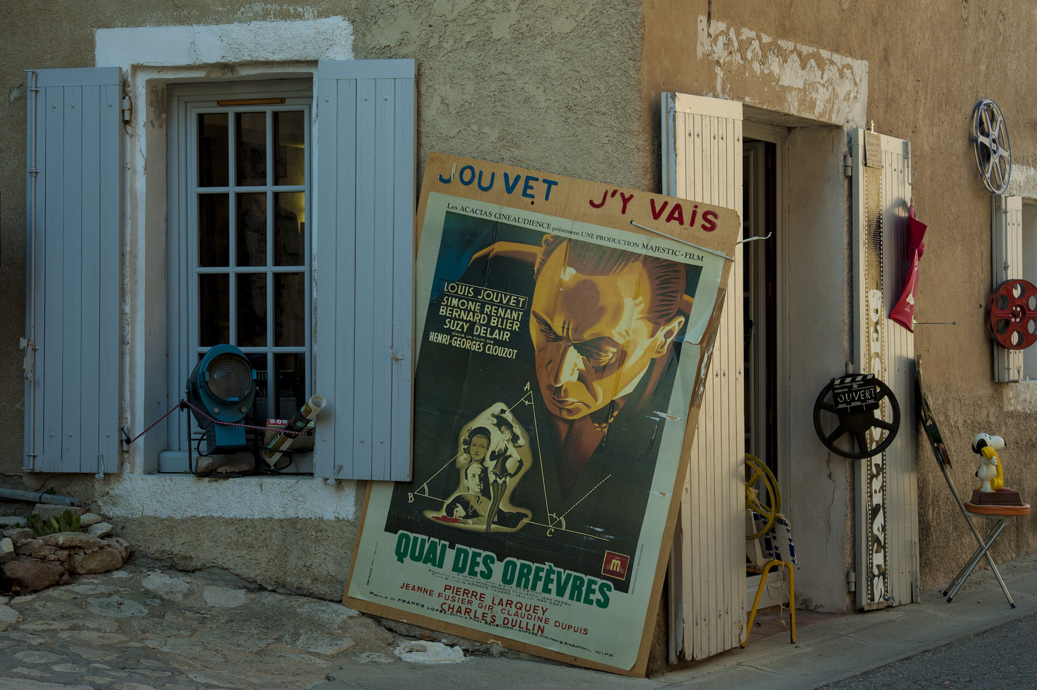Photograph French cinema  by Tim Lowry on 500px