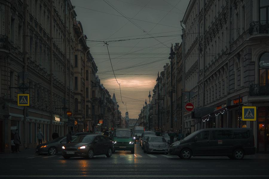 When the night falls, автор — Svyatoslav Reyentenko на 500px.com