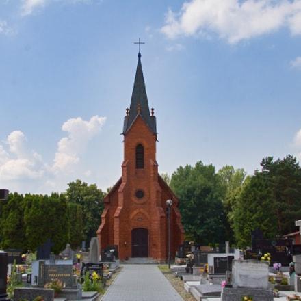 City Bohum n, chapel, Canon EOS 50D, Canon TS-E 90mm f/2.8
