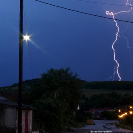 thunder...., Panasonic DMC-LX7