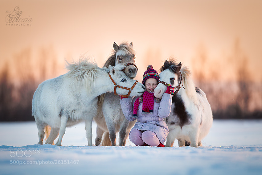 Photograph Tenderness by Alexia Khruscheva on 500px