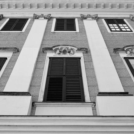 Wien architecture, Nikon D3300