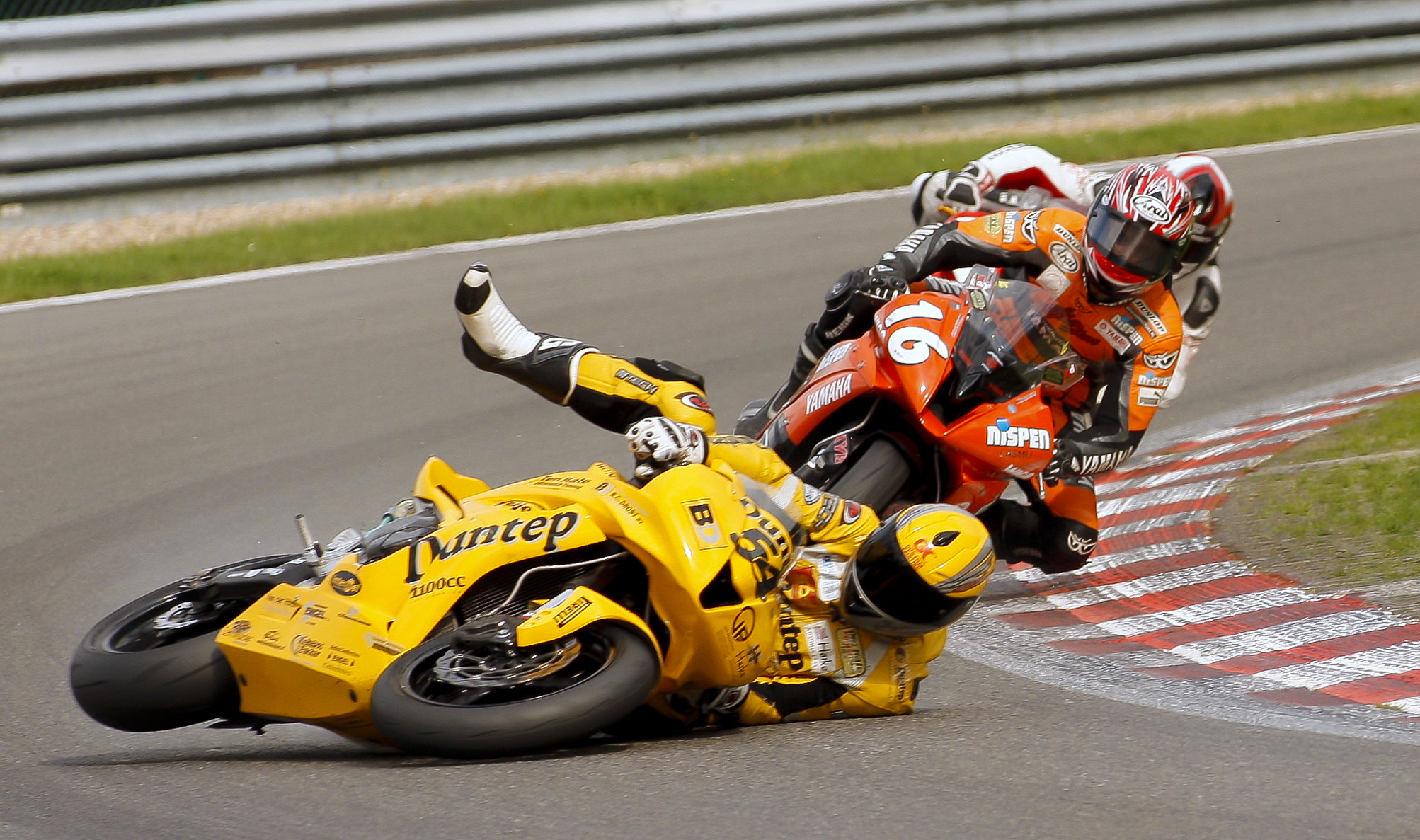 Photograph Johan Veijer Spa Francorchamps superbike by Jan Gabriels on 500px