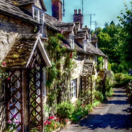 Houses in The Cotswolds