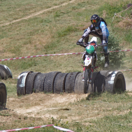 Motocross, Pentax K-5, Tamron XR DiII 18-200mm F3.5-6.3 (A14)