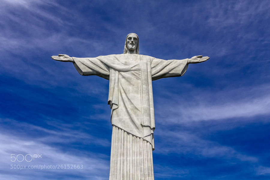 Cristo Redentor by Cucu Andrei (AndreiC)) on 500px.com