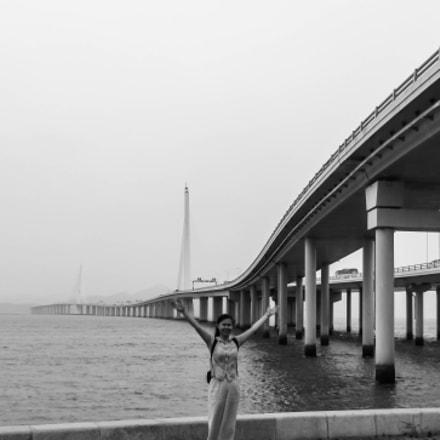 深圳湾大桥, Canon POWERSHOT SX240 HS