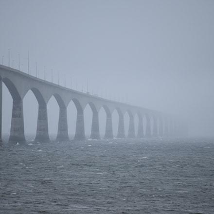 Bridge to Nowhere, Nikon D3400, AF-S DX VR Zoom-Nikkor 55-200mm f/4-5.6G IF-ED