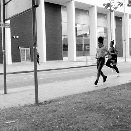 Running, Fujifilm X20