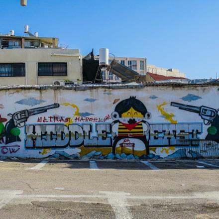 Tel Aviv Street Art, Canon POWERSHOT S120