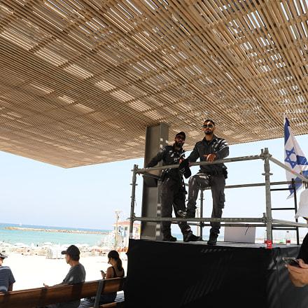 Tel Aviv Pride Parade 2018, Canon EOS 5D MARK IV, Canon EF 24-70mm f/2.8L II USM