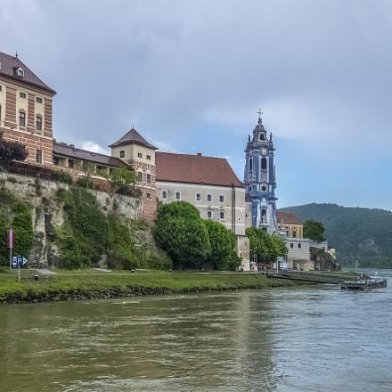 Dürnstein. Austria, Fujifilm XQ1