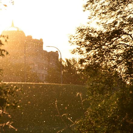 Fluffy Sunset, Nikon D3400, Tamron AF 18-270mm f/3.5-6.3 Di II VC PZD (B008)