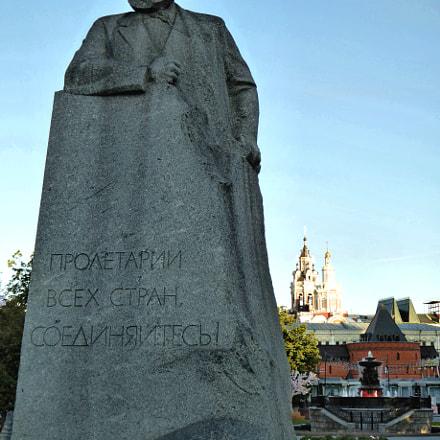 Monument to Karl Marx, Panasonic DMC-TZ60
