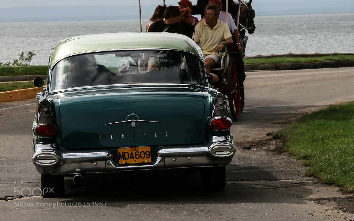 Photograph Pontiac by Juan Postigo on 500px