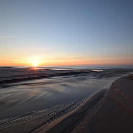 Sunset in Baltic sea., Nikon D5300, Sigma 10-20mm F3.5 EX DC HSM