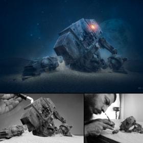 Rey's Home by Felix Hernandez Rodriguez