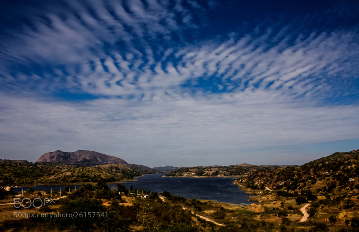 Photograph A View of Manchinabele Dam by Pradeep BR on 500px