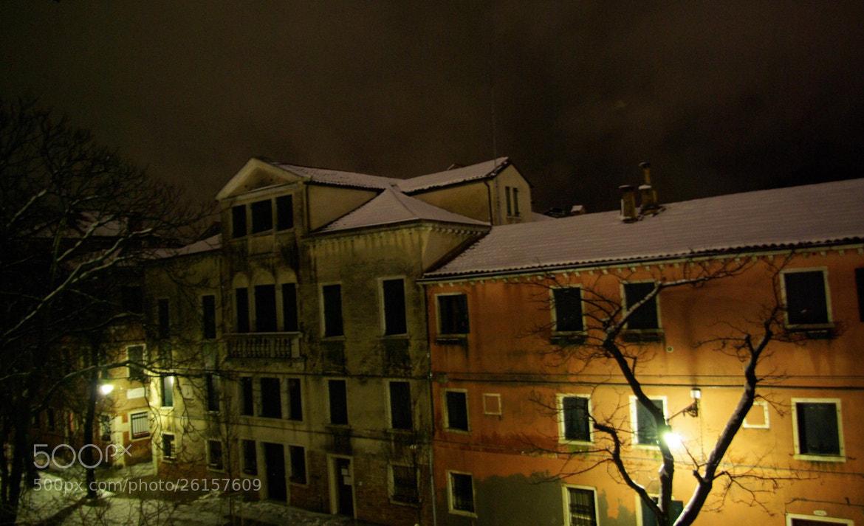Photograph Venice Night Light by Bob Riach on 500px
