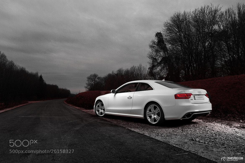 Photograph Audi RS5 Coupe Suzukagrey - 2 by Daniel Böswald on 500px