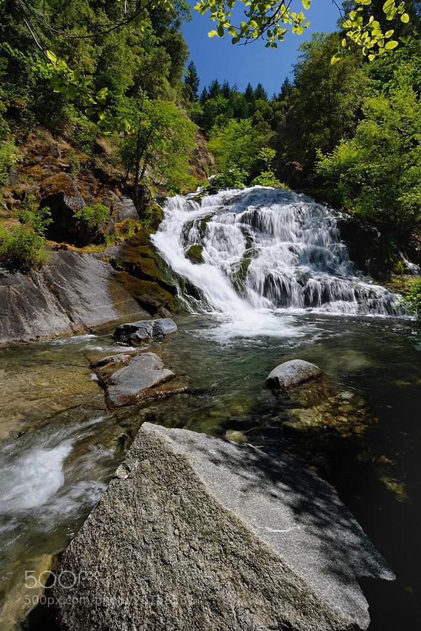 Photograph Crystal Creek Falls by Jimmy De Taeye on 500px