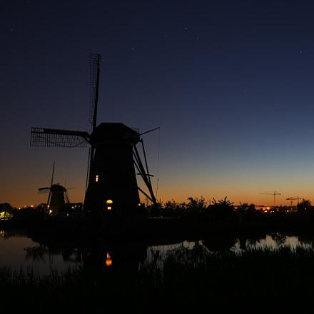 Kinderdijk, Canon EOS 5D MARK III