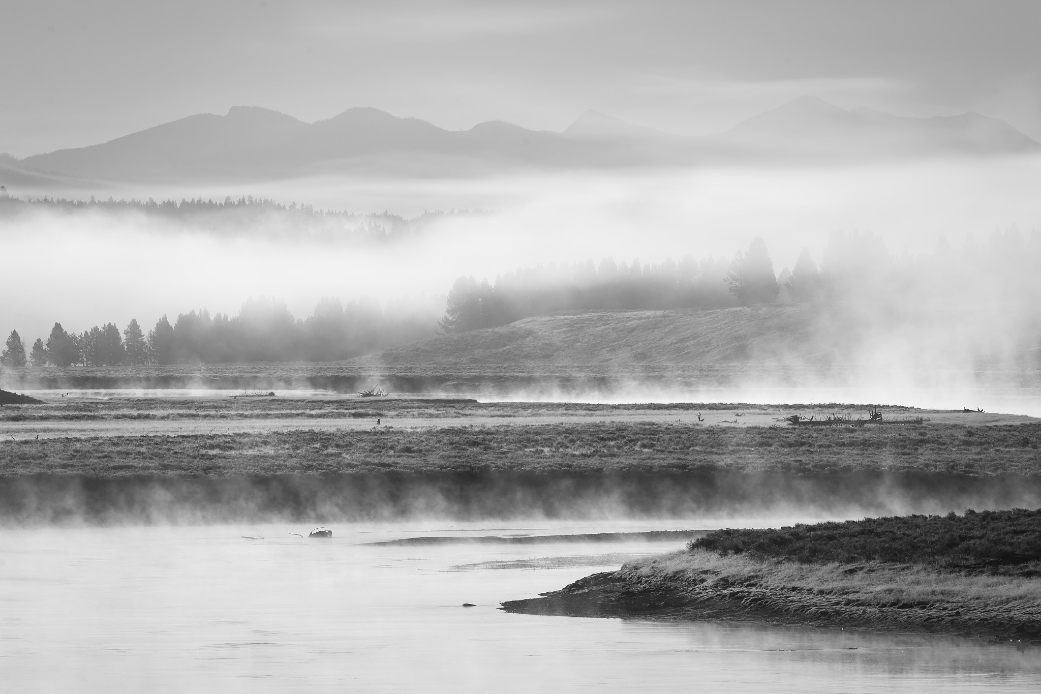 Photograph Fogscape by Jacques-Andre Dupont on 500px