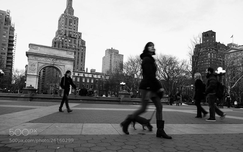 Photograph Washington Square Park by Bradley Aldridge on 500px