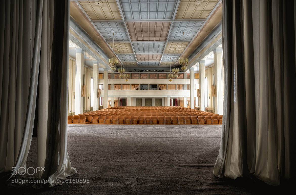 Photograph Final curtain by Andreas Koesler on 500px