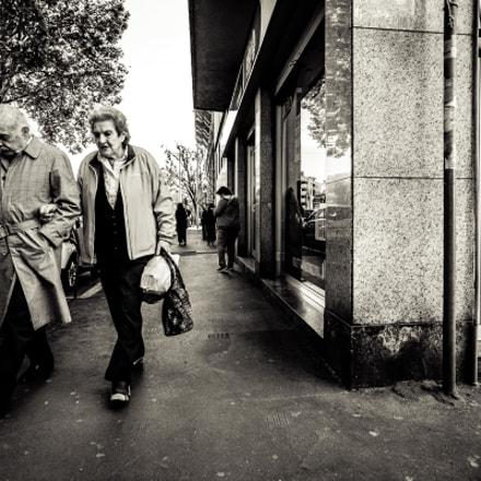 Milano - Viale Monte, Fujifilm X70