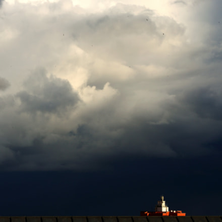 La tormenta perfecta, Nikon D90, AF Zoom-Nikkor 28-105mm f/3.5-4.5D IF