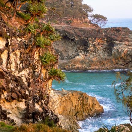 Pandanus Cliffs, Panasonic DMC-FX2
