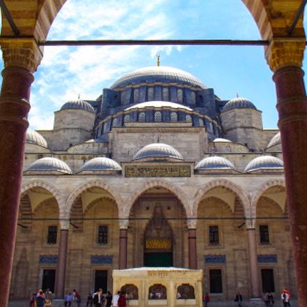 Süleymaniye Camii, Fujifilm FinePix S2980